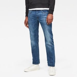 NWT G-Star 3301 Straight Jeans - 32